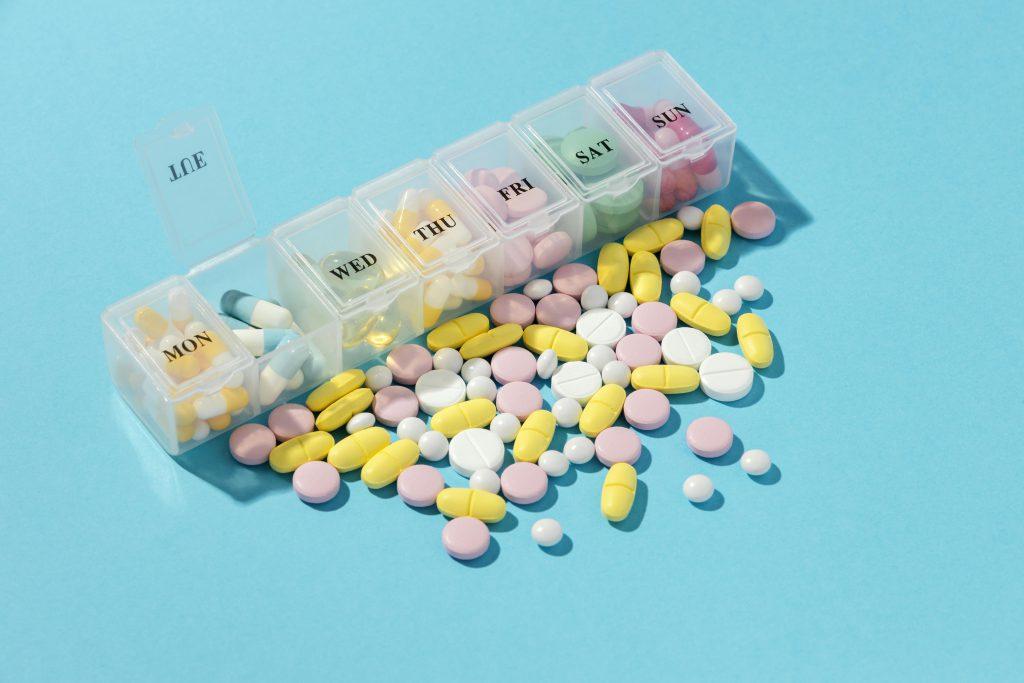 leki antydepresyjne a prowadzenie samochodu